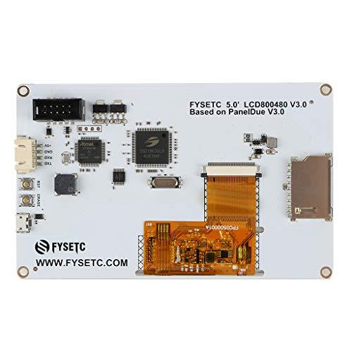 perfk Panel Táctil De 5 PanelDue Duet 2 WiFi Ethernet Maestro ...