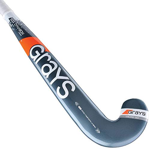 - Grays 600i Dynabow Indoor Hybrid Field Hockey Stick