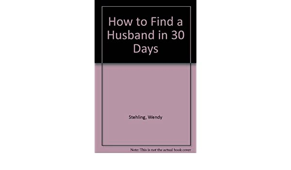 How to find a husband after 30
