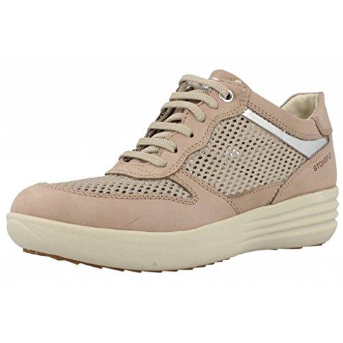 Calzado deportivo para mujer, color marr�n , marca STONEFLY, modelo Calzado Deportivo Para Mujer STONEFLY ROMY 4 Marr�n marr�n