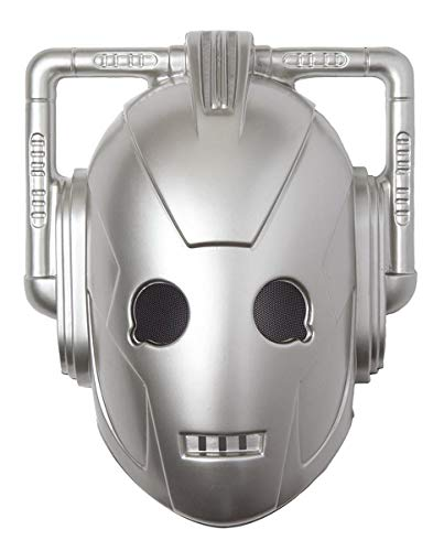elope Doctor Who Cyberman Vacuform Mask -