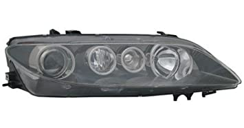 cover image itm headlight is headlamp s oem for lens loading mazda