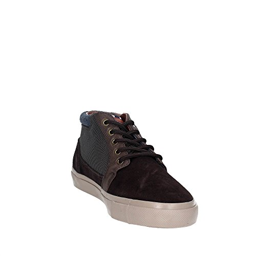 Marrone Wrangler Alta Uomo Sneakers WM172130 wnIzqUHxAn