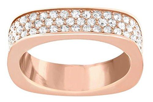 Swarovski Vio Ring Size 55 - 5112132 by Swarovski