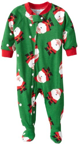 Saras Prints Unisex Footed Pajama