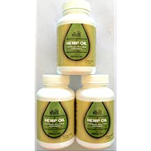 MIRACLE OIL ORGANIC EXTRACT - 3 Bottles 60 Softgel Capsules Per Bottle