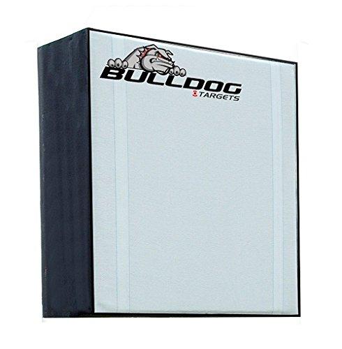 Bulldog RangeDog 36'' x36 x 12'' Flat Face Archery Target (Target Only), White by Bulldog