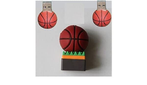 8GB Balon Baloncesto Basket Pendrive Pen Drive Memoria Usb-PD015 ...
