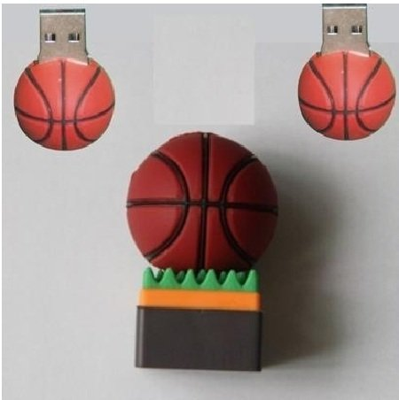 16GB Balon Baloncesto Basket Pendrive Pen Drive Memoria Usb-PD015 ...