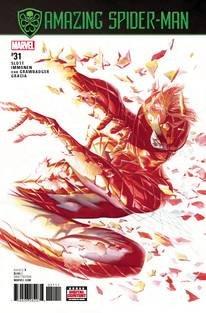 AMAZING SPIDER-MAN #31 SE ebook