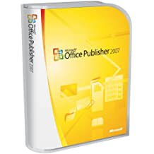 Microsoft Publisher 2007 [Old Version]