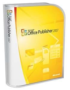 Microsoft Publisher 2007  English