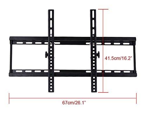 Cheesea Full Motion Dual Arm Bracket Wall Corner Mount for Samsung Vizio Sony Sanyo LG 40-70'' Plasma LCD LED 4K Flat Panel Smart TV by Cheesea