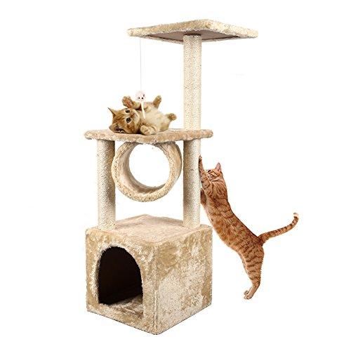 Four Level Cat House (FOUR CLOVER 36