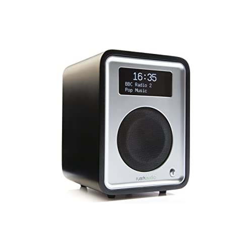 chollos oferta descuentos barato Ruark Audio R1 Mk3 Altavoz Bluetooth auto amplificado con radio color negro