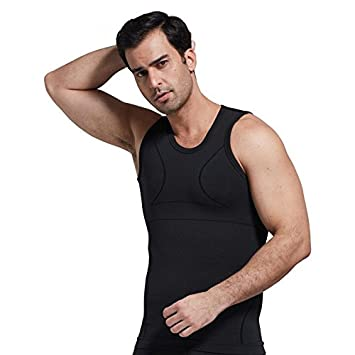 644e068e30 ZEROBODYS Men s vest comfortable sweat breathable body sculpting clothing  adduct abdominal muscles Corset