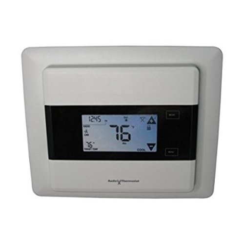 Z Wave Iris 7 Day Touch Screen Programmable Thermostat