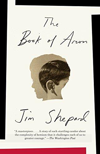 The Book of Aron (Vintage Contemporaries)