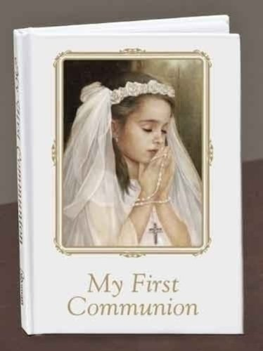 Holy Book Communion First (