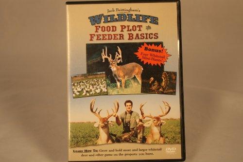 Jack Brittingham's Wildlife Food Plot & Feeder Basics