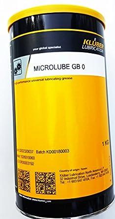 Kluber Microlube GB0 Universal High Performance Lubricant ...
