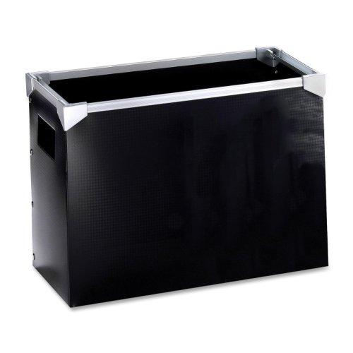 (Pendaflex Poly Desktop File Box, Black, 1 Each (1151))