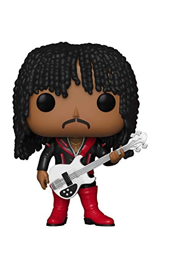 Funko Pop! Rocks: Rick James - Super Freak Toy, Multicolor