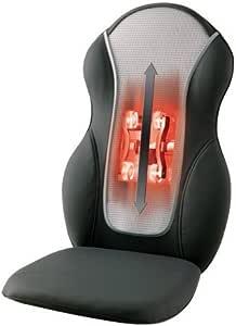 Homedics QRM-400H Therapist Select Quad-Roller Shiatsu & Rolling Massaging Cushion with Heat