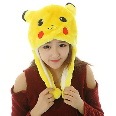 cosplay-Classic-Style-Pokemon-Pikachu-Cosplay-Cap