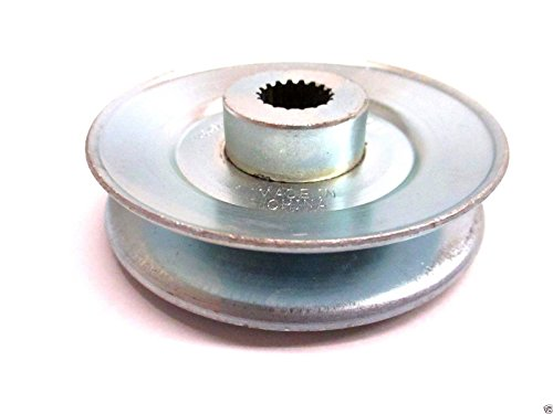 Tuff Torq Genuine 1A646025750 Transmission Drive Pulley A 3-1/4
