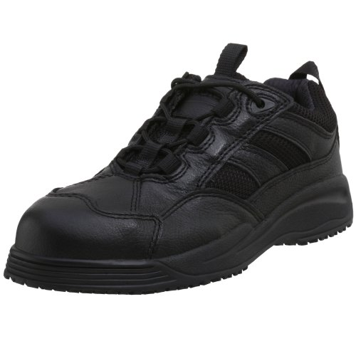Worx Red Wing Shoes (WORX by Red Wing Shoes Women's 5344 Steel Toe Athletic,Black,9 W)