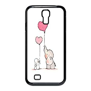James-Bagg Phone case Big elephant art protective case For SamSung Galaxy S4 Case FHYY467925