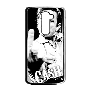 Johnny Gash Fahionable And Popular Back Case Cover For LG G2