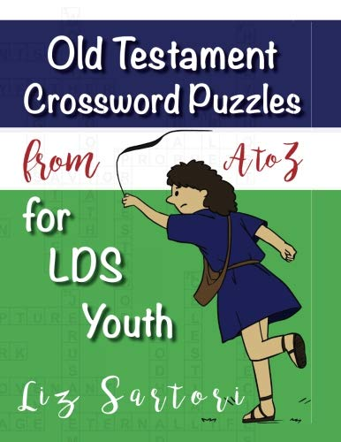 Old Testament Crossword Puzzles A to Z for LDS Youth