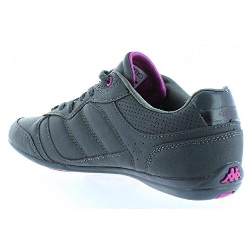 Zapatillas deporte de Mujer KAPPA 303N3Q0 TALIA 915 DK GREY-FUSHIA