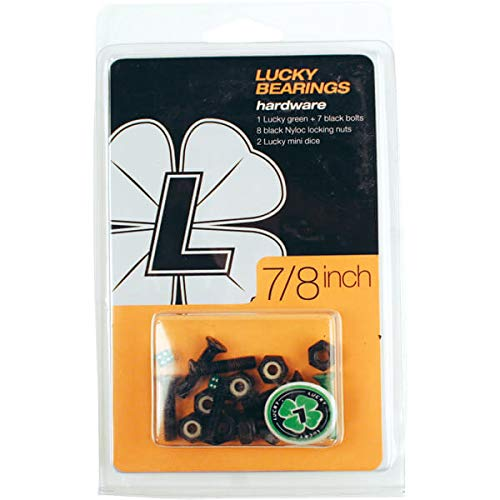 Lucky Bearings Phillips Head Skateboard Hardware Set - 7/8