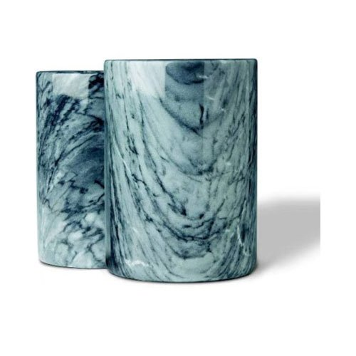 Gray Marble Wine (Wine Champagne Cooler Gray Marble)