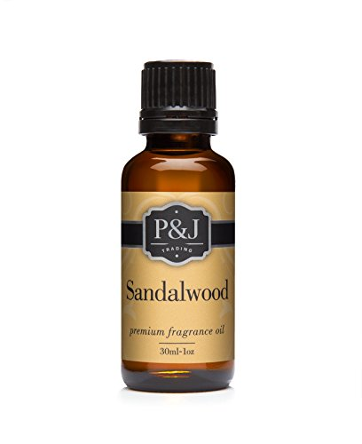 P&J Trading Sandalwood Premium Grade Fragrance Oil - Perfume Oil - - Oil Fragrance Sandalwood