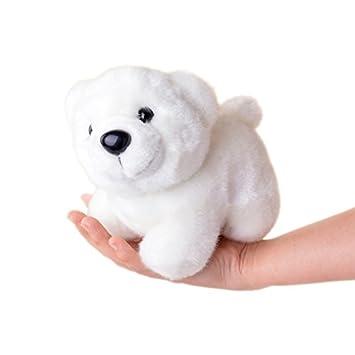 Lazada Blanco Oso Polar Felpa de Peluche Juguetes de bebe Muñecas 7