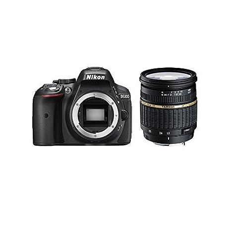 Nikon D5300 + TAMRON 17-50 Di II LD: Amazon.es: Electrónica