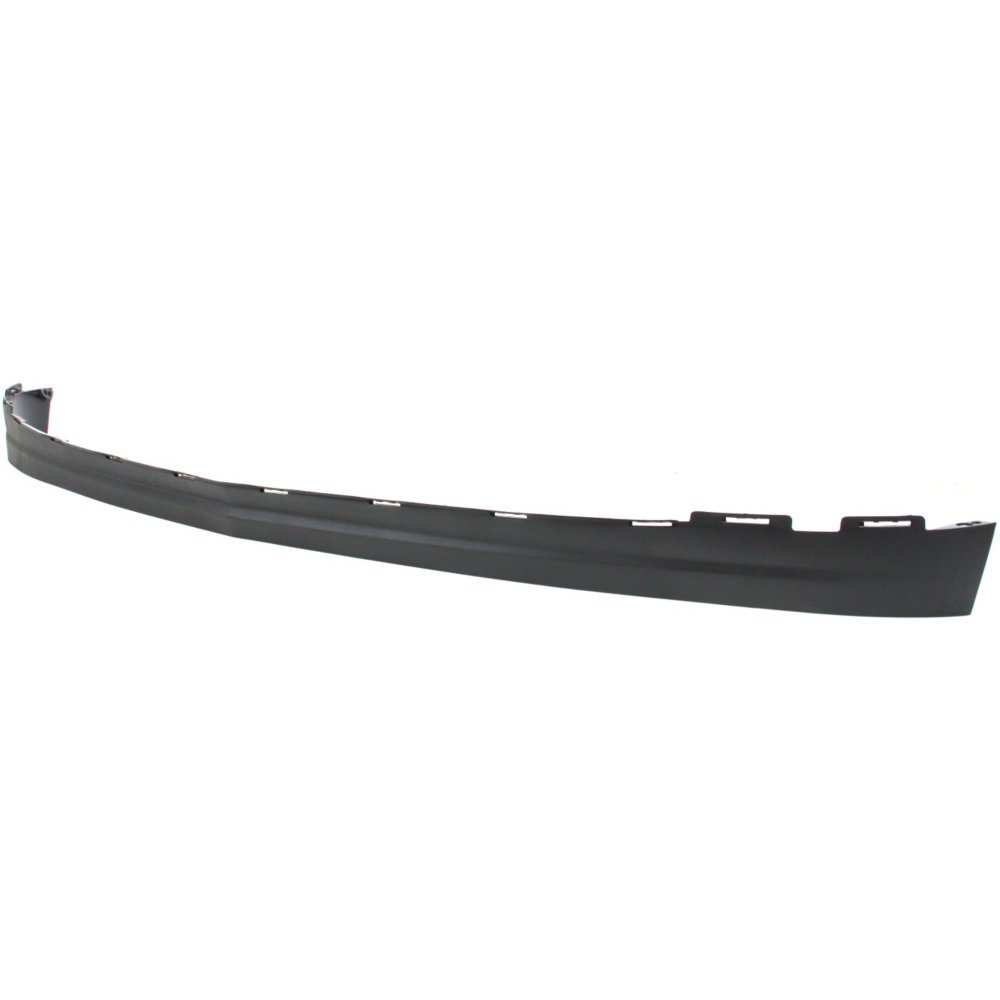 Lower Air Deflector for Chevrolet Silverado 1500 07-13 Front Deflector Extension Textured Black by Evan Fischer (Image #3)
