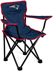 NFL New England Patriots Toddler Chair, One Size, Navy