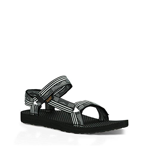 Teva Women's W Original Universal Sandal, Campo Black/White, 11 M US by Teva (Image #1)