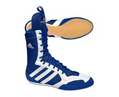 super cute buy good order online ADIDAS Tygun II Boxing Boots, Blue/White, UK11: Amazon.co.uk ...