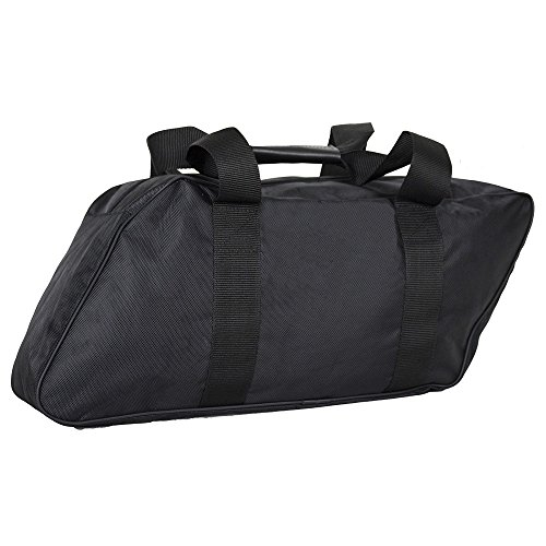 ddlebag Liners-Black-Universal Fit-Heavy Duty ()