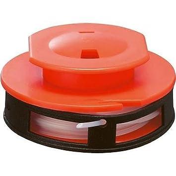 Black & Decker: bobina de hilo cortacésped, desbrozadora ...