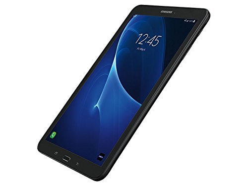 "Samsung Galaxy Tab E SM-T377A 8"" 16GB 4G+WiFi LTE GSM Unlocked Tablet (Black) at Electronic-Readers.com"