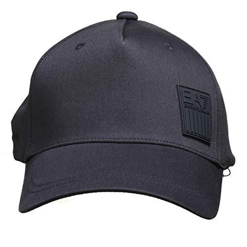 4b8941404614 Emporio Armani EA7 Casquette 275771-8a502 00020 Noir - Couleur Noir -  Taille Unique  Amazon.fr  Vêtements et accessoires