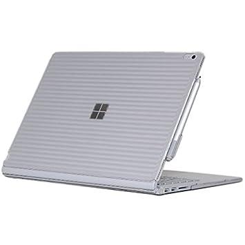 Coque mCover pour 13,5 pouces Microsoft Surface Book Ordinateur Portable  (Transparent) c12ac2928fb