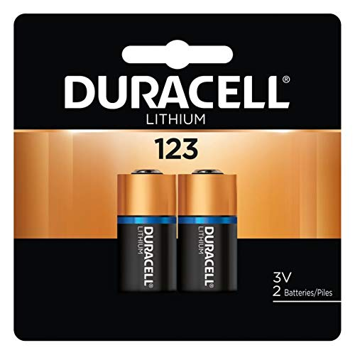 Duracell(R) 3-Volt Photo Batteries, Pack Of 2 ()